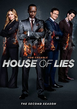 House Of Lies: Season Two (DVD)