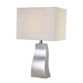 Keyser 1-light Chrome Table Lamp