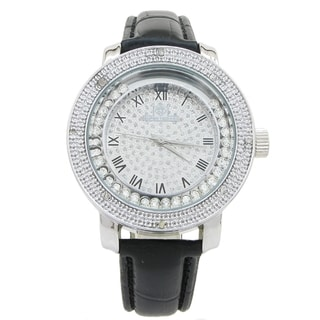 'Super Techno' Women's Diamond Watch