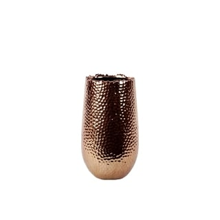 Copper Ceramic Vase