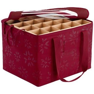 Seasons Holiday Ornament Organizer