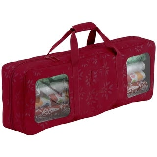 Seasons Wrapping Supplies Organizer