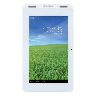 """Audiovox T752 8 GB Tablet - 7"""" - In-plane Switching (IPS) Technology"""