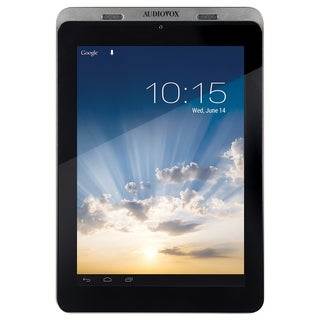 "Audiovox T852 8 GB Tablet - 8"" - In-plane Switching (IPS) Technology"