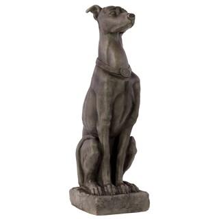 Grey Fiberstone Dog