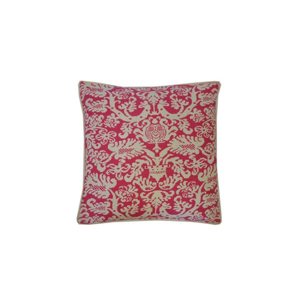 Jiti Castle 20-inch Square Throw Pillow 11912056