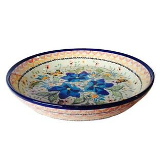 Stoneware Pie Dish (Poland)