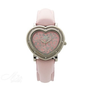 Super Techno Women's Diamond Accent Watch
