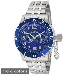 Invicta Men's Stainless Steel 'Specialty' Quartz Watch