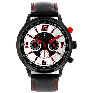 Christian Van Sant Men's Speedway Watch