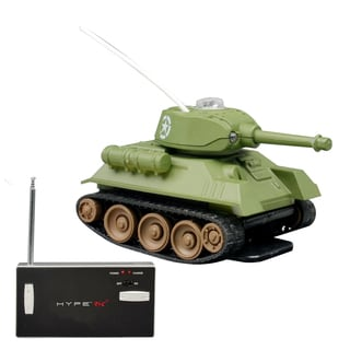 Hype HRC-13 Mini Remote Control Battle Tank