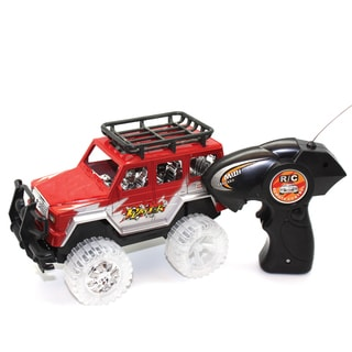 Hype VRC17 Cross-Country Remote Control Jeep