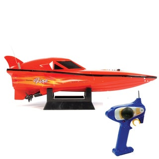 Hype HRC-14 The Ripper Red Nautical Master RC Race Boat