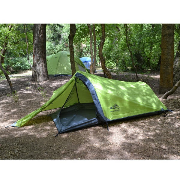 Big River Outdoors Deep Creek 2 Person Backpacking Tent