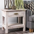 Cosmo Drawer End Table