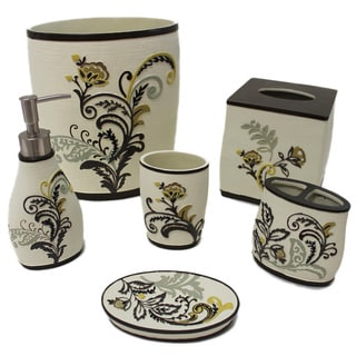 Sherry Kline 6-piece Findlay Bath Accessory Set