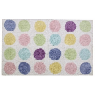 Dotty 20 x 32-inch Bath Mat