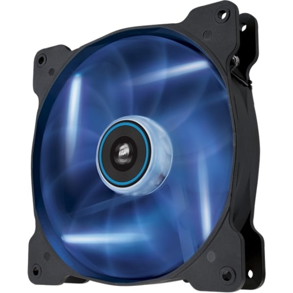 Corsair Air Series AF140 LED Blue Quiet Edition High Airflow 140mm Fa