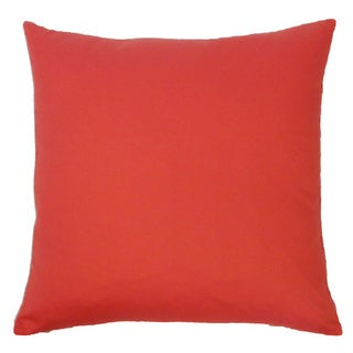 Basic Solid Throw Pillow