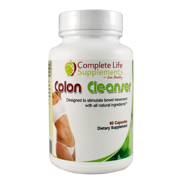 Complete Life Supplements Colon Cleanse