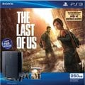 PS3 250GB System Bundle Last Of Us