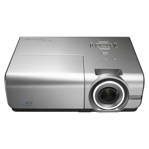 Optoma EH500 1080p 4700 Lumen Full 3D DLP Network Projector with HDMI (As Is Item) 17763179