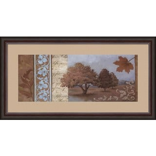 Anita Phillips 'Fall Beauty' Framed Art