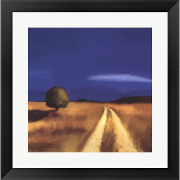 Tandi Venter 'The Way Home' Framed Art