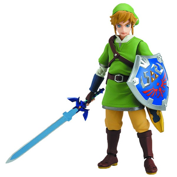 Legend of Zelda: Skyward Sword Link Figma Action Figure 11913812