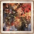 Liz Jardine 'Rich Gold I' Framed Art