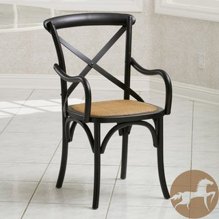 Christopher Knight Home Mandalay Black Birch Dining Chair