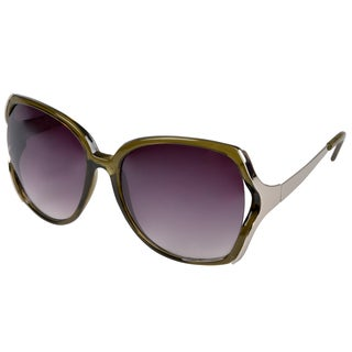 Olive Journee Collection Women's Oversized Fashion Sunglasses