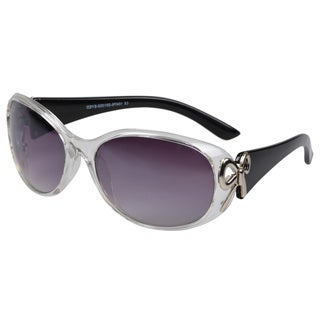 Journee Collection Women's Clear Fashion Sunglasses