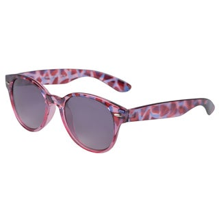 Journee Collection Women's Pink Fashion Sunglasses