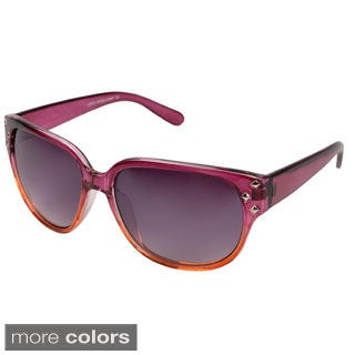 Journee Collection Women's Two-tone Sunglasses