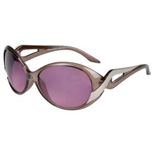 Journee Collection Women's Plastic Fashion Sunglasses