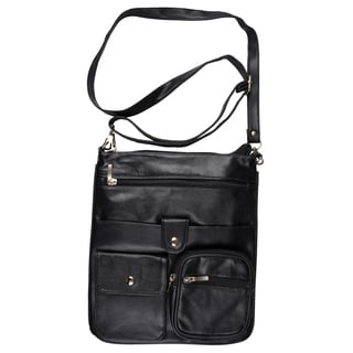 black leather prada purse is turning green