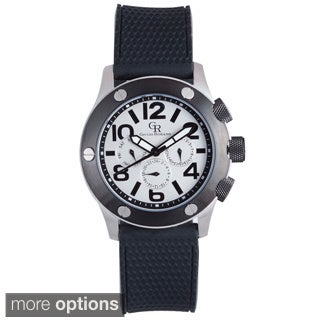 Men's 'Piemonte' Stainless Steel Watch