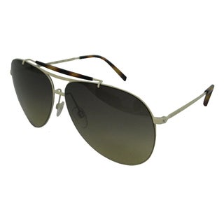 Tommy Hilfiger 1118-S Aviator Sunglasses (Matte Beige) with Case