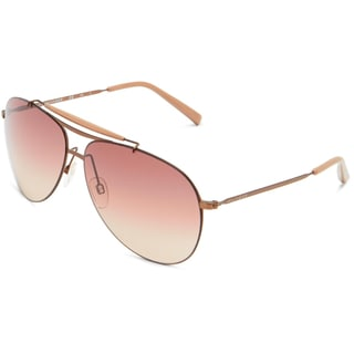 Tommy Hilfiger 1118-S Aviator Sunglasses (Semi Matte Brown) with Case
