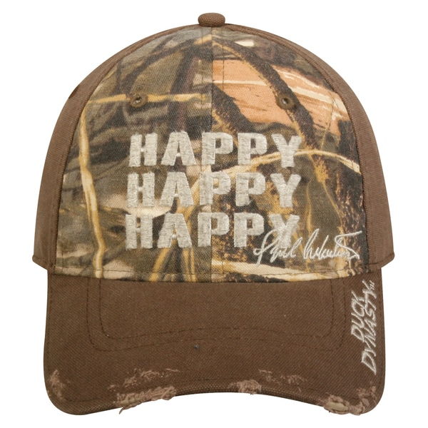 Duck Dynasty Phil Robertson Happy Adjustable Hat