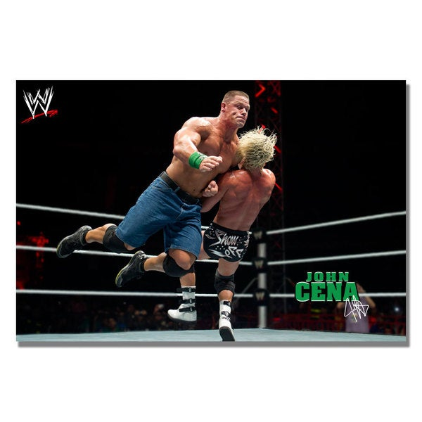 WWE 'John Cena' Canvas Art