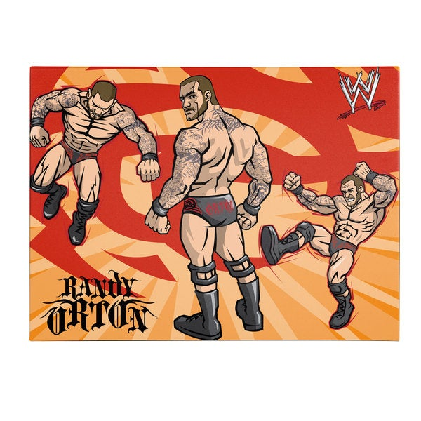 WWE Kids 'Randy Orton' Canvas Art