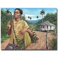 Unknown 'Azucar' Canvas Art