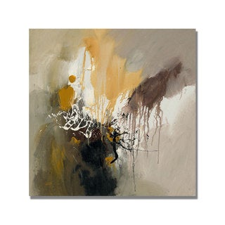 Rio 'Abstract I' Canvas Art