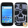 BasAcc Gun Metal Plating/ Black Case for Samsung T989 Galaxy S II