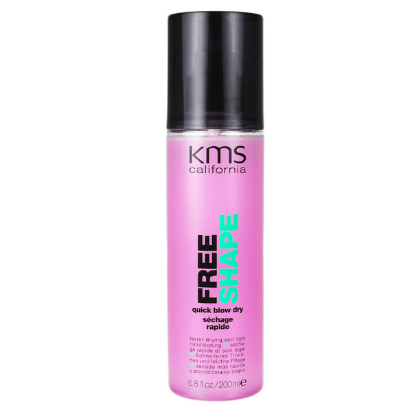 KMS California Free Shape 6.8-ounce Quick Blow Dry