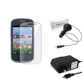 BasAcc Travel/ Car Charger/ Protector for Samsung Galaxy Centura S738C