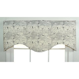 Destinations Fossil Cornice Curtain Valance