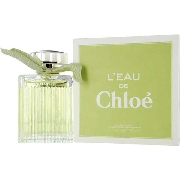 Chloe LEau de Chloe Women's 3.4-ounce Eau de Toilette Spray